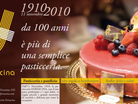 Ferracina Pasticceria centenario