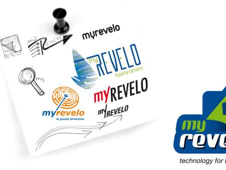 My revelo logo