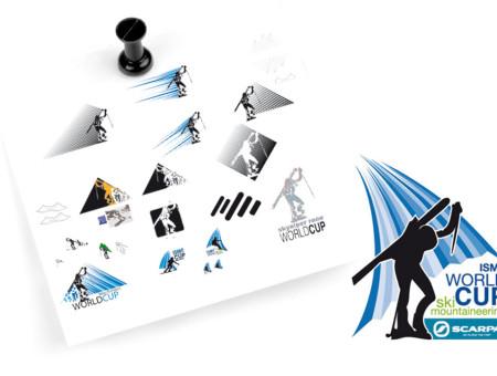 ISMF ski events logo