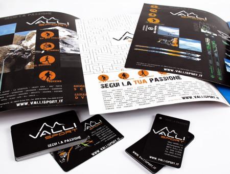 Valli Sport logo pubblicità e sito